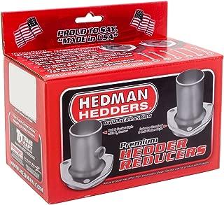 Hedman Hedders 21141 Hedder Reducer Tube Size 2.5 in. Collector Size 3 in. w/Ball And Socket Uni-Fit Flange Mild Steel Hedder Reducer