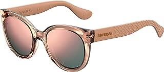 Havaianas Sunglasses Unisex Adults' Noronha/M Sunglasses, Multicolour (Salmon), 52 (NORONHA/M 9R6)