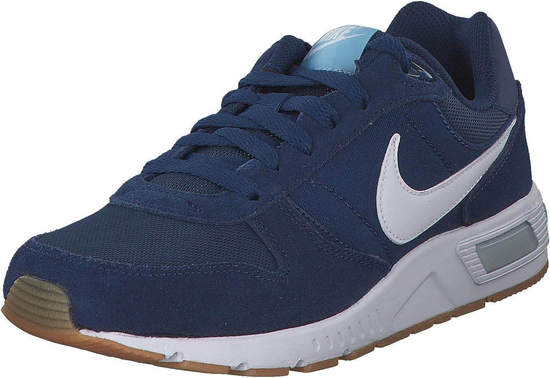 Nike Nos Nigh Tgazer He. Life Style Navy White