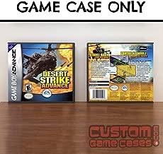 Gameboy Advance Desert Strike Advance - Case