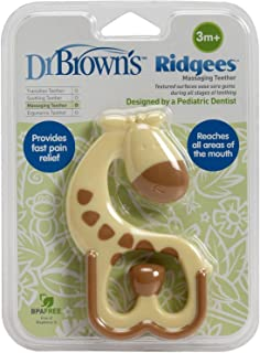Dr Brown Ridgees Teether Size 1ct Dr Brown Ridgees Teether