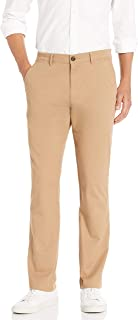 Amazon Essentials Men's Athletic-Fit Casual Stretch Khaki Pant
