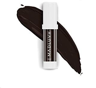 Madluvv Darkest Brown 114 - Best Microblading Pigment for Perfect Brows, Microblading Pen Supplies, Professional Medical-Grade Tattoo Ink, Works with Permanent Makeup Machine, 10 ml Bottle