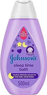 JOHNSON'S Baby Bath - Sleep Time, 500ml