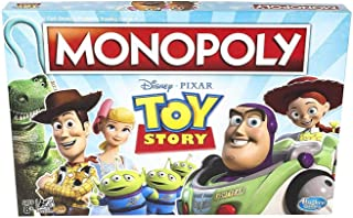 Hasbro Gaming Monopoly Toy Story