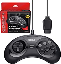 Best original sega genesis 6 button controller Reviews