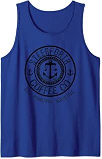 STEERFORTH COFFEE CO T-shirt David Copperfield Tank Top