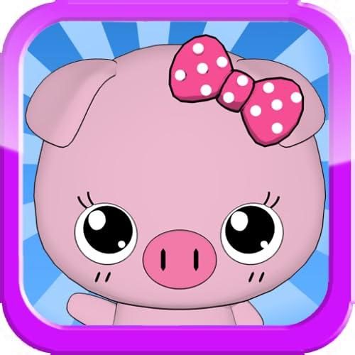 My lovely Piggy - Kids Games