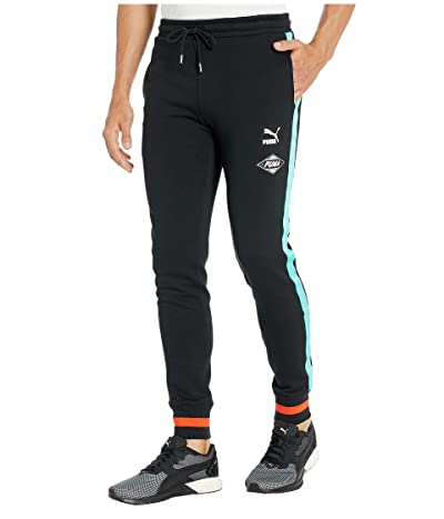 PUMA LuXTG Luxe Sweatpants (PUMA Black) Men