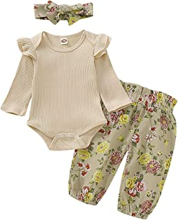 baby bodysuit and leggings