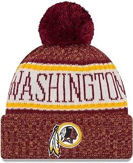 Best washington redskins new era knit hat Reviews