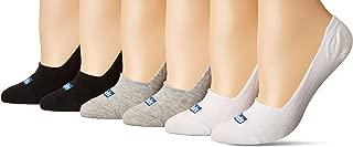 Keds Women's 6 Pack Socks (No Show/Liner)