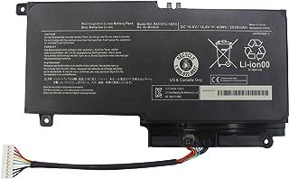 K KYUER 43WH PA5107U-1BRS Batería para Toshiba Satellite L40-A L40D L45D L50 L50-A L55-A L55D-A L55DT-A L55T-A P50-A P50T-A P50T-B P55-A5200 P55T-A5202 A5116 A5118 S50-A S55-A5295 A5294 S55T-A battery