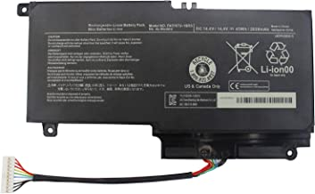 Shareway Replacement Laptop Battery for Toshiba L50 L50T-A L50DT-A P55 P55-a5312 P55-A5200 P55T-A5116 L50 L50-a PA5107U-1BRS [14.4V 43WH] - 12 Months Warranty!