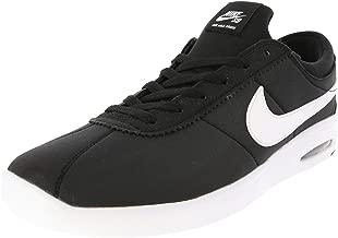 Nike SB Air Max Bruin VPR TXT Mens Fashion-Sneakers AA4257-001_11.5 - Black/White-White-Black