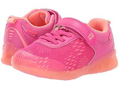 Stride Rite M2P Lighted Neo (Toddler) (Pink) Girls Shoes