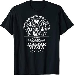 Proud Magyar Vizsla Schutzengel dog T-Shirt Shirt tee gift