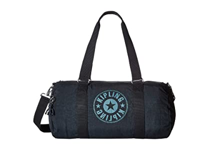 Kipling Onalo Duffel Bag (Lively Navy) Duffel Bags