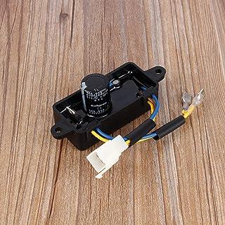 Shoplice Regulador -1 Piezas regulador de Voltaje rectificador AVR monofásico para generador de Gasolina 2KW-3KW