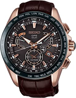 Mens ASTRON GPS Limited Edition Solar Watch, SSE060