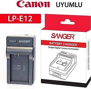 Canon LP-E12 Şarj Aleti Şarz Cihazı Sanger