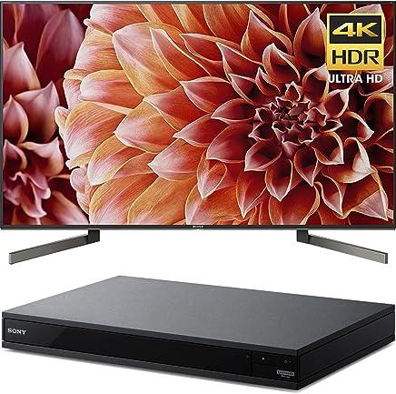 $1526 Get Sony 65-Inch 4K Ultra HD Smart LED TV 2018 Model (XBR65X900F) 4K Ultra HD Smart Blu-Ray Player with Hi Res 2017 Model