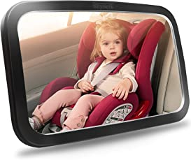 Explore car seat mirrors for baby