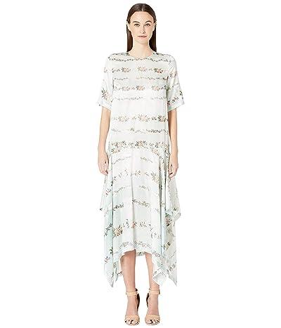Preen by Thornton Bregazzi Lindsay Dress (Mint Petal Chain) Women