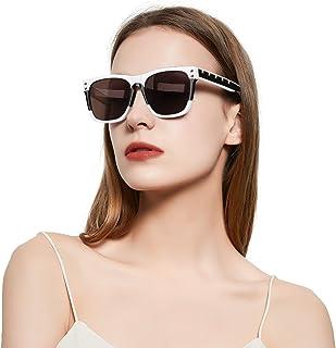 نظارات شمسية عصرية للنساء والرجال، نظارات شمسية مستقطبة للقيادة/الأنشطة الخارجية مضادة للوهج حماية من الأشعة فوق البنفسجية...