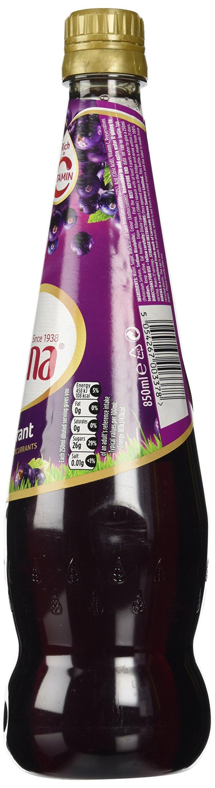 Ribena Blackcurrant Juice 28.74 Ounce