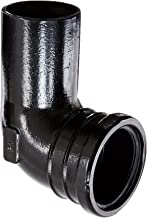 Geberit 367.071.18.1 Cast Iron Outlet Bend Waste Fitting