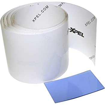"""XPEL Clear Universal Door Sill Guard (60"""" x 2.75"""") Paint Protection Film Kit (R3022)"""