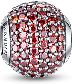 Final Touch Gifts Arizona Diamondbacks Charm Fits European Style Large Hole Bead Bracelet