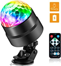 Variable Speed DJ//Disco Parties /& Childrens Parties Strobe Flash Party Lights Mini Strobe Light with 36 LEDs LED Strobe Light by NuLights Best for Birthdays 100/% RISK FREE Sound Activated