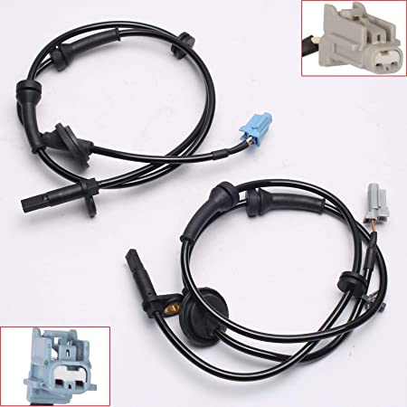 47910-CA000 ALS286 for 2004-2008 Nissan Murano 3.5L ALS290 ABS Wheel Speed Sensor Front Left and Right 47911-CA000