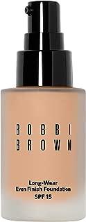 Bobbi Brown Long Wear Even Finish Foundation SPF 15, No. 3.5 Warm Beige, 1 Ounce