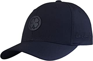 Black Clover Sharp Luck 2 Flexfit Hat-Black-S/M
