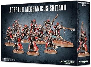 Warhammer 40000 Adeptus Mechanicus Skitarii by Games Workshop
