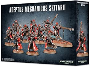 Warhammer 40000 Adeptus Mechanicus Skitarii by Games Workshop