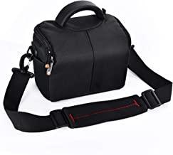 FOSOTO Waterproof Anti-shock Camera Case Bag Compatible for Canon Powershot SX540 SX530 SX60 SX420 HS M5,Nikon Coolpix L340 B500 B700 L330 L840 P610,Panasonic LUMIX FZ80 GX85,Sony a6000 Digital Camera