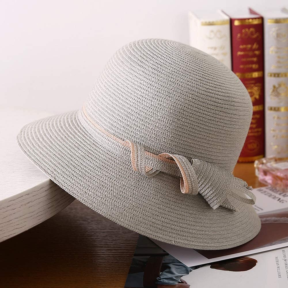 YD Hat - Very popular! Women's Summer Straw Outdoor Purchase Casual Sun Pro Folding