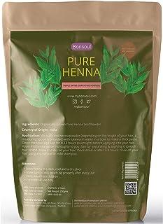 Bonsoul Henna Powder 250 Gms