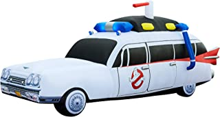 Spirit Halloween 7 Ft. Light-Up Ghostbusters Ecto-1 Inflatable Decoration | Officially Licensed