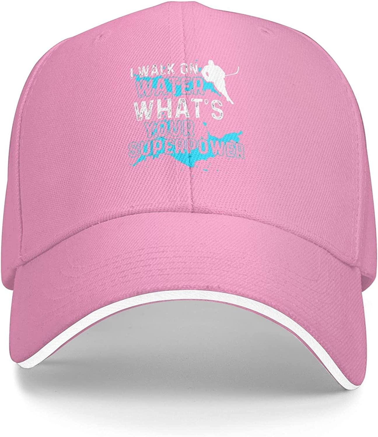 I Walk Now free shipping On Water Whats Your Sandwich Classic Hip-h Superpower hat 5 ☆ very popular