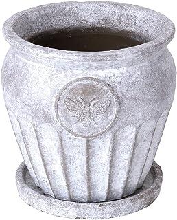 SPICE OF LIFE(スパイス) 植木鉢 プランター HONEYBEE Sサイズ 16cm CCGF1101 ホワイト