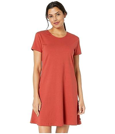 United By Blue Ridley Swing Dress (Red Rock) Women