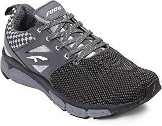 Furo by Red Chief Grey Men's Running Shoe (R1017 832)