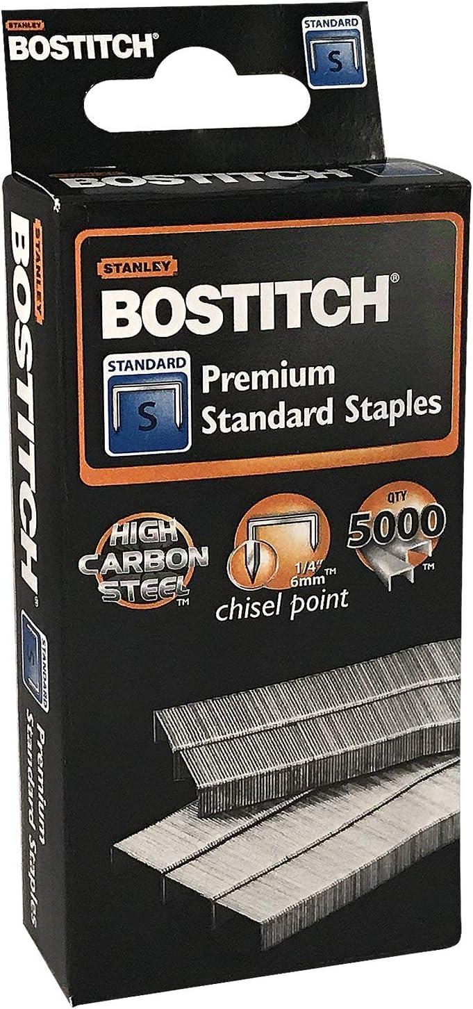 for Optional 1006J 1008J 1010J 1013J Standard Staples Premium Staples 5000PCS Pneumatic Staples with 4 Standards