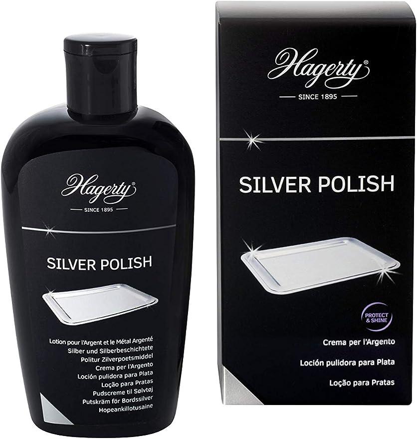 104 opinioni per Hagerty Silver Polish 250 ml I pulitore efficace per argento e metalli placcati