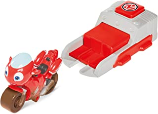 Tomy Ricky Zoom Launch & Go Playset featuring an Exclusive Ricky Zoom Action Figure, T20039